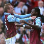 Aston Villa 2-0 Swansea – New Faces Kickstart Villans' Season Against Swans (Photos & Highlights)