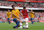 Soccer - Barclays Premier League - Arsenal v Southampton - Emirates Stadium
