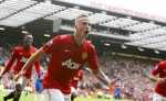 Soccer - Barclays Premier League - Manchester United v Wigan Athletic - Old Trafford