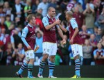 Soccer - Barclays Premier League - Aston Villa v Swansea City - Villa Park