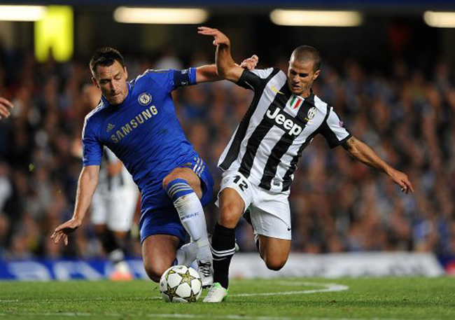 Soccer – UEFA Champions League – Group E – Chelsea v ...