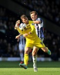Soccer - Barclays Premier League - West Bromwich Albion v Reading - The Hawthorns