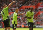 Soccer - Barclays Premier League - Southampton v Aston Villa - St Mary&#039;s
