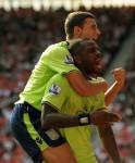 Soccer - Barclays Premier League - Southampton v Aston Villa - St Mary's