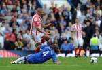 Soccer - Barclays Premier League - Chelsea v Stoke City - Stamford Bridge