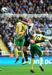 Soccer - Barclays Premier League - Newcastle United v Norwich City - Sports Direct Arena