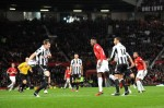 Soccer - Capital One Cup - Third Round - Manchester United v Newcastle United - Old Trafford