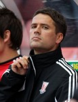 Soccer - Barclays Premier League - Stoke City v Swansea City - Britannia Stadium