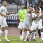 Libya Players Miffed After Losing To Late Goal, Attack Algeria Players For Daring To Celebrate (Video)