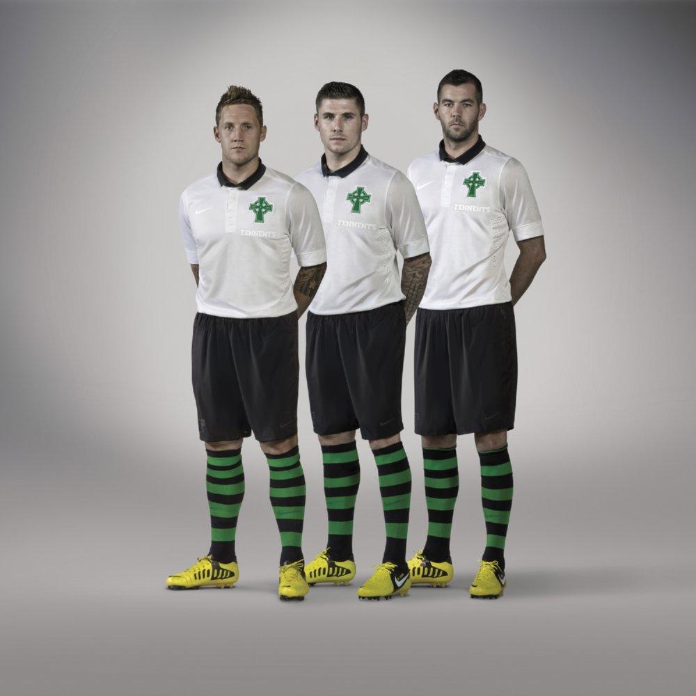 Celtic 3e shirt 2012/2013