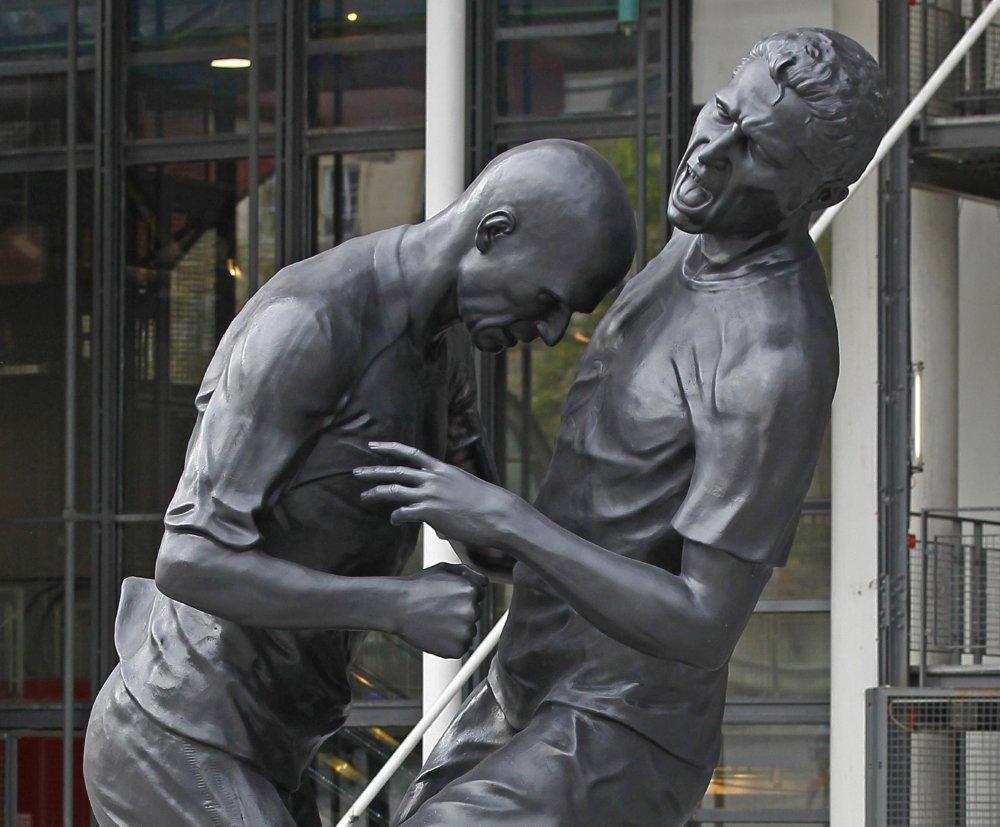 Materazzi Zidane Relat...