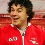 'Wow!' – Comedian Alan Davies Does His Finest Olivier Giroud Impression (Audio)