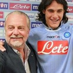 'Edi's Going To Manchester' – Napoli Owner Aurelio De Laurentiis Fools Press Conference With Fake Cavani Announcement (Video)