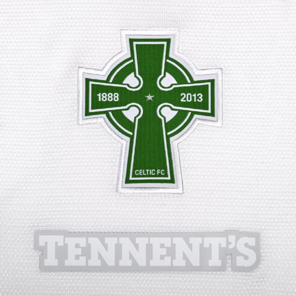Celtic 125th Anniversay Shirt 2012/2013