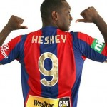 Newcastle United Jets Sell Out Of Heskey No.9 Shirts, Order 5,000 More To Meet Demand!