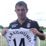 First Photo: Greek Legend Giorgos Karagounis Joins Fulham On Season-Long Deal