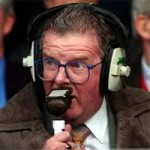 John Motson's Frantic High-Pitch Squeaky Voice Strikes Again, Reminds Us Of Past Glories (Video)