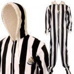 Football Tat: Newcastle United All-In-One Adult Romper Suit –  Perfect For Those Cold Nights On The Gallowgate