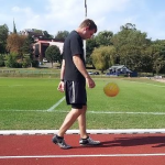British Freestyle Footballer Sets World Record For Longest Kick-Ups Distance – Juggles Ball For 20 Kilometres! (Video)