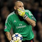 Milan Keeper Christian Abbiati Uses Wrists Of Steel To Stop Hulk's Piledriver Freekick Dead (Video)