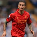 Football GIF: Daniel Agger Attempts Cheeky 'Gary Crosby' Schtick vs Anzhi MichaelaStrachan