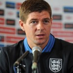 Steven Gerrard Flummoxed By Polish Translation Headphones At Press Conference (Video)
