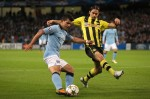 Soccer - UEFA Champions League - Group D - Manchester City v Borussia Dortmund - Etihad Stadium