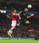 Soccer - UEFA Champions League - Group B - Arsenal v Olympiakos - Emirates Stadium