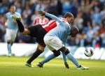 Soccer - Barclays Premier League - Manchester City v Sunderland - Emirates Stadium