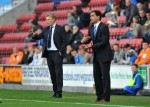 Soccer - Barclays Premier League - Wigan Athletic v Everton - DW Stadium