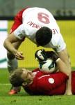 Poland England WCup Soccer
