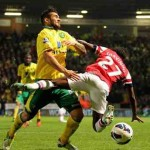 Norwich 1-0 Arsenal &#8211; Canaries Score Deserved Win Over Limp Gunners (Photos &#038; Highlights)