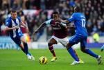Soccer - Barclays Premier League - Wigan Athletic v West Ham United - DW Stadium