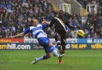 Soccer - Barclays Premier League - Reading v Fulham - Madejski Stadium