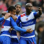 Reading 3-3 Fulham &#8211; Six Goal Humdinger At The Madejski As Robson Kanu Rescues Royal Point (Photos &#038; Highlights)