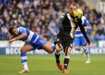 Soccer - Barclays Premier League - Reading v Fulham - Madejski Stadium