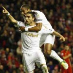 Capital One Cup: Liverpool 1-3 Swansea – Rodgers' Past Comes Back To Haunt Him At Anfield (Photos & Highlights)