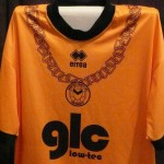 Shit Football Kits: When Goldie Lookin Chain Sponsored Newport County AFC, 2004/05
