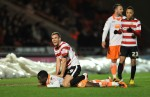 Soccer - npower Football League Championship - Doncaster Rovers v Blackpool - Keepmoat Stadium