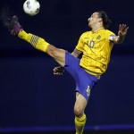 30 Incredible Photos Of Zlatan And His God-Given Taekwondo Hamstrings