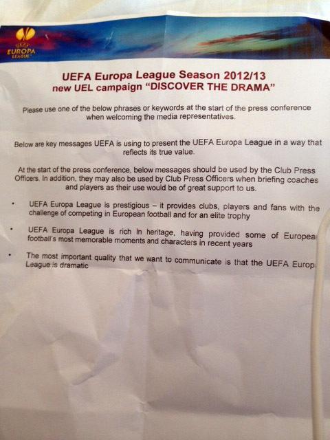 Soccer - UEFA Europa League - Panathinaikos v Tottenham Hotspur Olympic Stadium