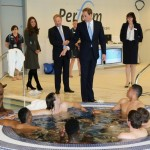 Duke And Duchess Of Cambridge Meet England Players, Awkward Jacuzzi Scenes Unfold&#8230; (Photos)