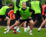 Soccer - 2014 FIFA World Cup - Qualifier - Group H - England v San Marino - England Training Session - London Colney