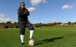 Soccer - Edgar Davids Press Conference - The Hive