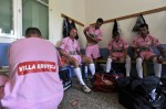 Greece Men In Pink