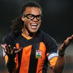 Edgar Davids Makes Barnet Debut Against Northampton In League Two (Photos)