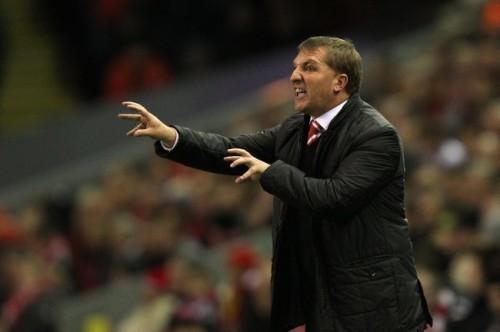 Soccer - UEFA Europa League - Group A - Liverpool v Anzhi Makhachkala - Anfield