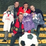 Shit Football Kits: Clydebank's Drippy 'Wet Wet Wet' Strip, 1993