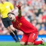 Football GIF: Luis Suarez's Laughable Dive vs Stoke Deserves To Be Punished