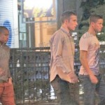 Romania Players Party With Van Persie, Afellay & Huntelaar Hours After Being Thrashed By Holland, Cause Very Minor Outrage